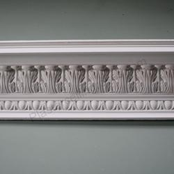 Plaster Coving Victorian 235mm Drop XLPC004 - Plaster Ceiling Roses