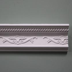 Plaster Coving Ornate Georgian 100mm Drop MPC031 - Plaster Ceiling Roses