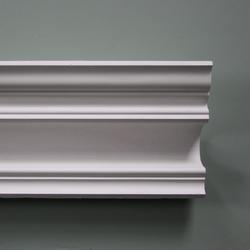 Swan Neck Plaster Coving 125mm LPC030 image