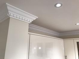 Plaster Coving Dentil 110mm Drop MPC061 image