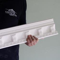 Plaster Coving Ornate Victorian 80mm Drop MPC012 image
