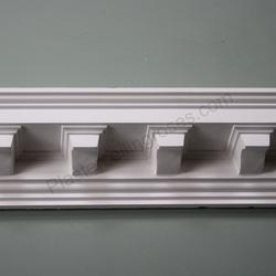 Plaster Coving Modillion 137mm Drop LPC020 image