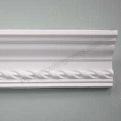 Plaster Coving Astragal 80mm Drop MPC057 image