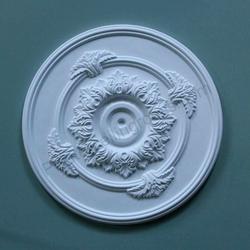 Acanthus Satellite Plaster Ceiling Rose 600mm dia. MPR038 image