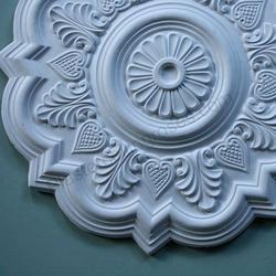 Palmette Plaster Ceiling Rose 520mm dia. MPR007 image