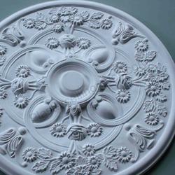 Victorian Gothic Plaster Ceiling Rose 780mm dia. LPR004 image