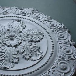 Victorian Plaster Ceiling Rose 850mm dia. LPR014 image