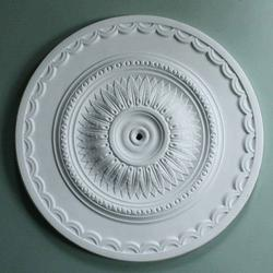 Victorian Sunflower Plaster Ceiling Rose 750mm dia. LPR026 image