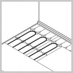Underfloor Heating System - OMNIE LowBoard (15mm) - OMNIE