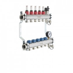 Manifold - OMNIE Precision-Flo High Performance Underfloor heating manifold - OMNIE