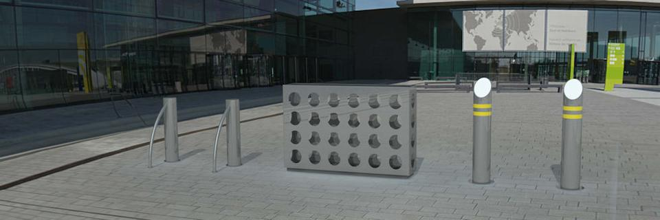 Hvm Planters By Bristorm Product Brand Of Hill Smith Ltd