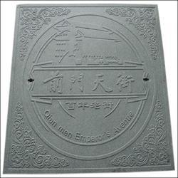 700x700mm plastic manhole covers D400 image