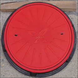 600mm composite sewer cover C250 image