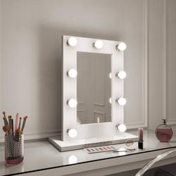 Gwenyth Hollywood Mirror Portrait 65 x 50cm Free Standing + Wall Mounted image
