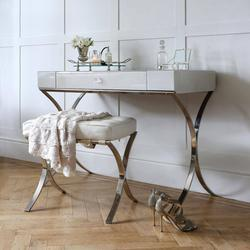 Sovana Ivory High Gloss Dressing Table image