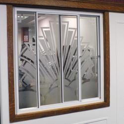 4 Panel Horizontal Slider with Unglazed for 6mm Glazing image