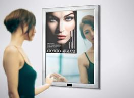 Mirror LED Light Box image