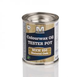 MARLDON COLOURWAX OIL 0.125/2.5 LTR SIZES image