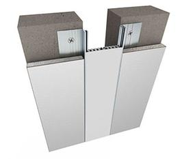 """101 Recessed Expansion Joint Mount for 5/8"""" Finishes image"""