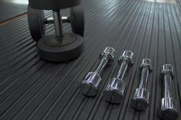 Heavy-Duty Weight Lifting Mats image