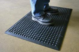 Bubble Top Anti Fatigue Floor Mat image