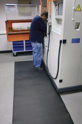 Diamond Plate 9mm Anti-Fatigue Mat image