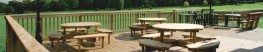 The attractive, durable and low-maintenance properties of Arbordeck have made it a natural choice for commercial projects. Applications are as wide ranging as office break-out areas, outdoor dining for restaurants, pubs and clubs and practical outdoor living f...
