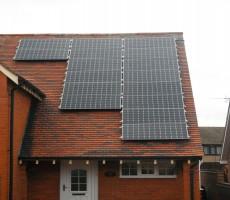 Sunpower - Solar Collector Panels image