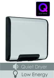 PL99MWH White Metal Quad Hand Dryer image