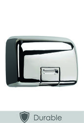 PL80MCR Chrome Quarto Hand Dryer image