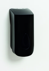 PL20PBK 900ml Black Soap Dispenser image