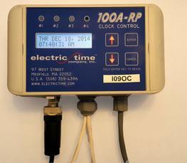 100A-RP Clock Controller image