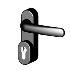 carl-f-groupco-ltd_strand-antipanicoutside-access_photo_5_outside-access-lever.png