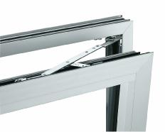 ALU axxent Concealed Tilt and Turn Gearing image