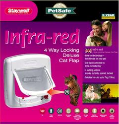 500 Series InfraredDuluxe Cat Flap image