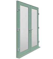 PVCu FRENCHDOORS image