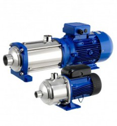 The NEW e-HM series is a modern, robust designed pump offering: State-of-the-art hydraulics with best-in class efficiency combined with IE3 motors mean the lowest possible operating costs. Thick sheet metal casing, high-quality bearings and stainless steel gua...