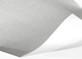 Material:Stainless steel Free area:approx. 37.2% Total mesh thickness:approx.1.3 mm Weight:approx. 2.3 kg/m² Maximum mesh width:6 m Standard width:3.7 m...