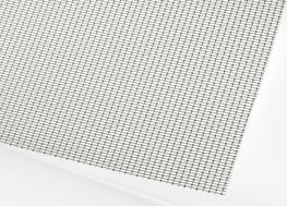 Material:	Stainless steel Free area:	approx. 48% Total mesh thickness:	approx. 3.0 mm Weight:	approx. 5.6 kg/m² Standard mesh dimensions:	2.5 x 1.25 m...