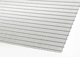 Material:Stainless steel Free area:approx. 51% Total mesh thickness:approx. 5.0 mm Weight:approx. 6.1 kg/m² Standard mesh dimensions:2.5 x 1.25 m...