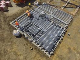 Beam & Block Concrete Flooring image