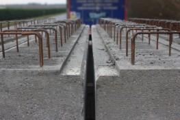 Precast Concrete Ground Beams - Milbank Concrete Products
