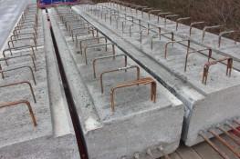 Precast Concrete Ground Beams image