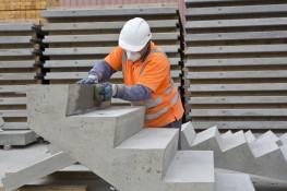 Precast Concrete Stairs & Landings image