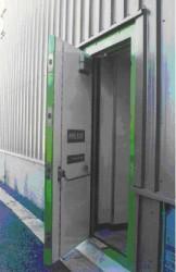 Clean RoomBlast Resistant Door image