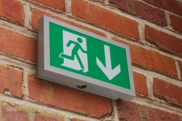 The ARCA exit sign can be recessed or surface mounted depending on building design requirements. It is supplied complete with 4 recessing brackets that work with most wall types. The injection moulded body permits simple installation / maintenance, the legend ...
