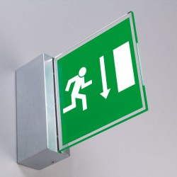 Expanding on traditional Statutory Signage solutions, Philip Payne offer a further selection of high quality finish products incorporating a choice of maintained, non maintained or central battery emergency option and further choices of light source with T5 fl...