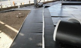 Provoid Gas Venting System consists of a 25mm geo - composite 'void former' that can be laid under the entire floor slab or, in strips at pre-determined centres, to suit the gas regime on site. Provoid 25 has been extensively tested as part of the DETR 'Partne...