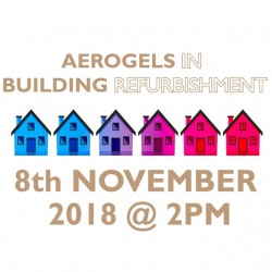 Webinar: Spacetherm: Aerogels In Building Refurbishment""