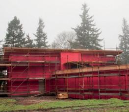 Award winning Eco House benefits from Wraptite